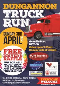 Dugannon Truck Run 2016