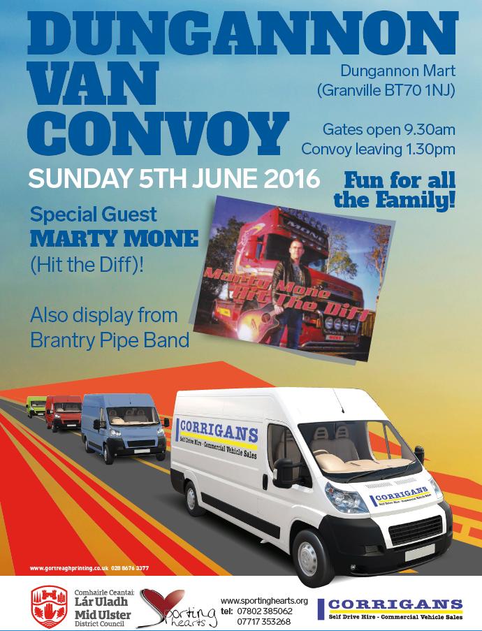 Van Convoy 2016