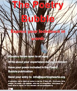 Poetry Bubble